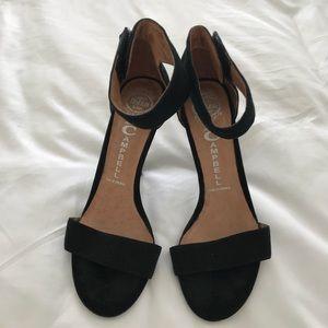 Jeffry Campbell Velcro Heels